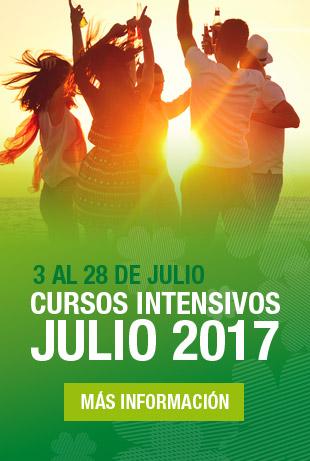 cursos intensivos ingles de verano en julio 2017
