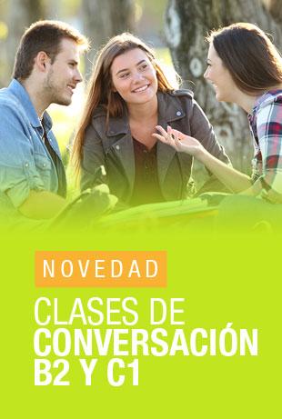 Clases de Conversación B2 y C1