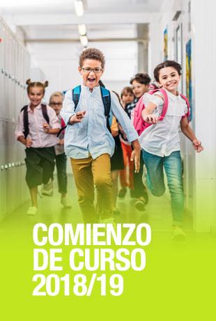 Comienzo de curso de inglés Málaga 2018-19